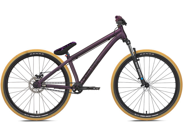 NS Bikes Zircus, purple
